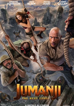 (ANNULLATO) JUMANJI - THE NEXT LEVEL